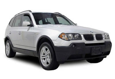 BMW X3 Technical Articles