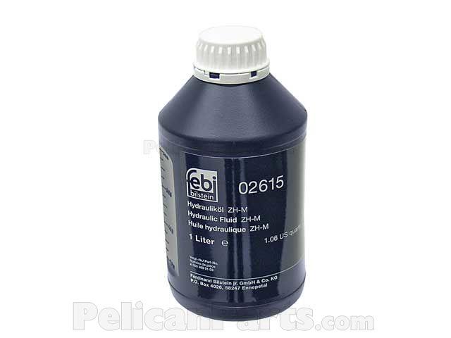 Convertible Top Hydraulic Pump Fluid 000989910310 Febi