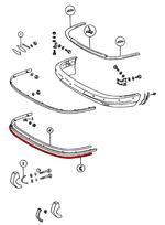 Vw Wiring Harness Repair moreover Porsche 2007 911 Front Bumper Diagram as well POR 911E BDY  pg2 further  on porsche 911 wiring harness removal