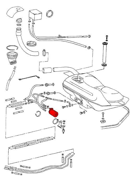 mercedes 107 parts catalog