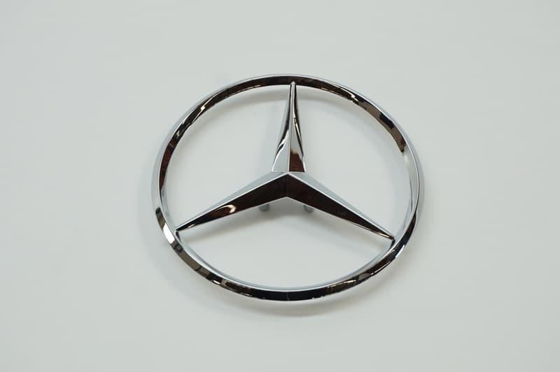 trunk star 2117580058 genuine mercedes benz 211 758 00. Black Bedroom Furniture Sets. Home Design Ideas