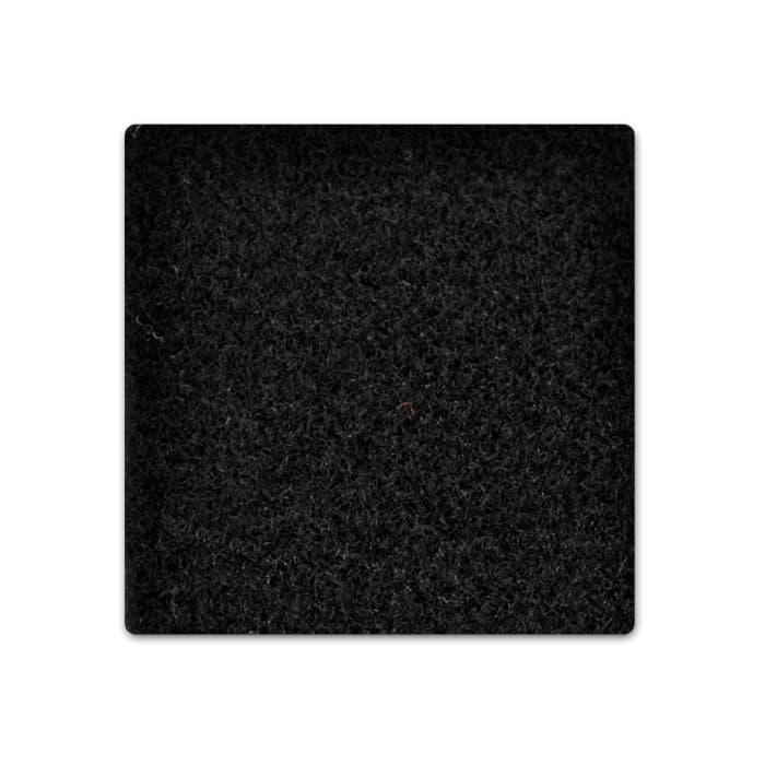 PORSCHE 911 TARGA Carpet set in Black Plush NEW Carpet KIT 1974-85