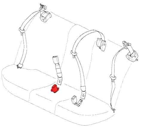 M62 Belt Diagram