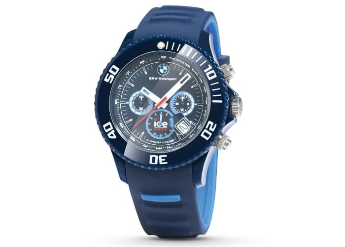 bmw motorsport chronograph ice watch. Black Bedroom Furniture Sets. Home Design Ideas