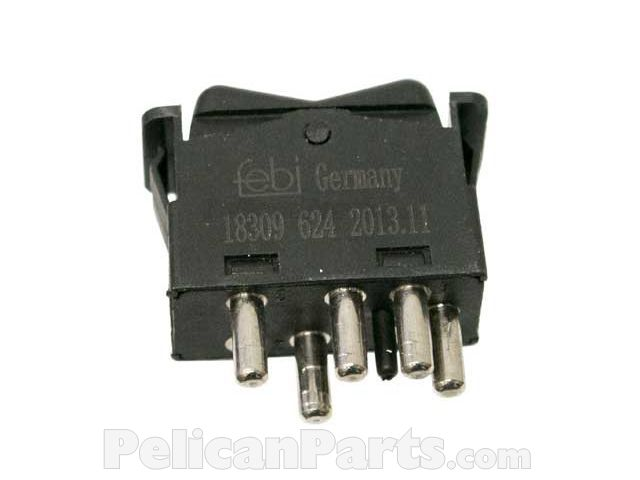 0008208310 M36 mercedes benz sl class (1972 1989) r107 c107 switches, motors 1978 Mercedes 450SEL at readyjetset.co