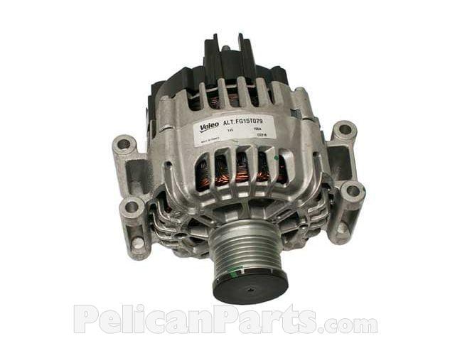 Mercedes-Benz Alternator - Valeo 150 Amp - 0009067902 439820 000 906 79 02