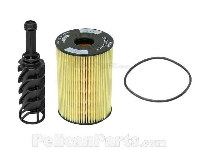 10 Pack Oil Filter Genuine VW Audi 071115562C