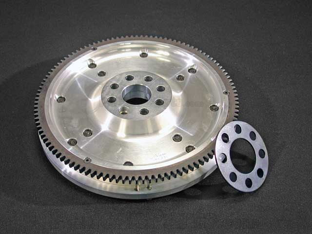 BMW Single-Mass Aluminum Flywheel 240 mm Aasco 100803-11 ...