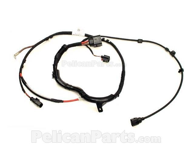 steering rack wiring harness 1k1971111aj  audi