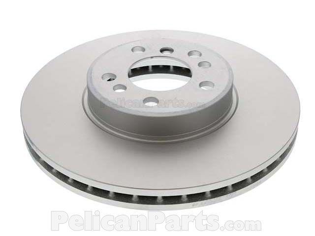 2 X BMW Genuine Front Brake Disc Rotor 332 X 30 mm for X5 3.0i X5 4.4i E53