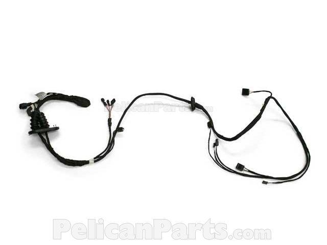 hatch wiring harness 61119231820 - genuine bmw
