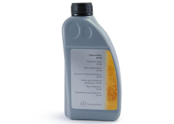 Hydraulic fluid for hydropneumatic suspension 000989910310 for Mercedes benz hydraulic fluid