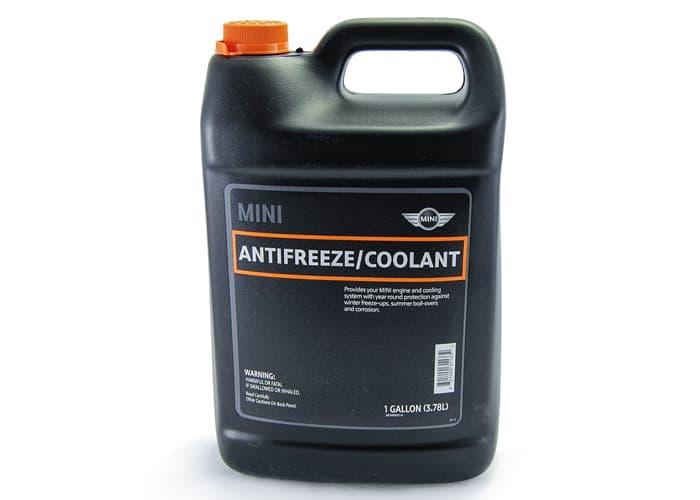 MINI Coolant / Antifreeze - 82140031133 - Genuine MINI 82 14 0 031 133