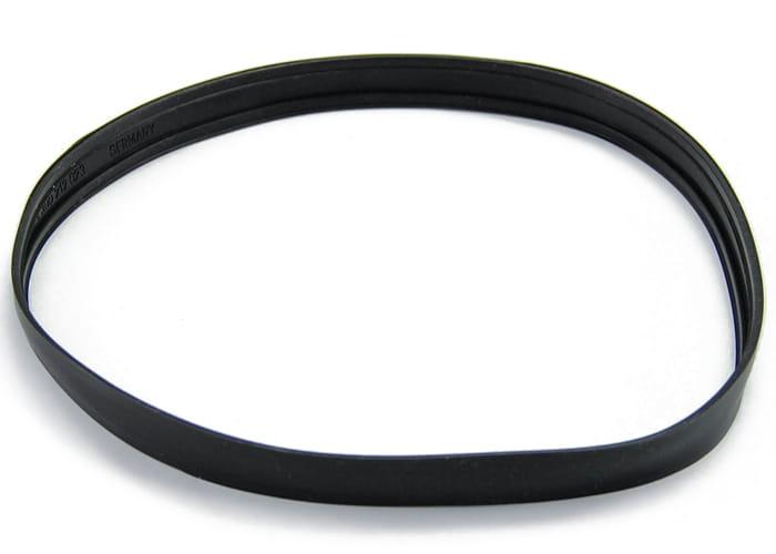 For Porsche 911 912 930 Set of 2 Headlight Lens Seal Genuine 91163196700