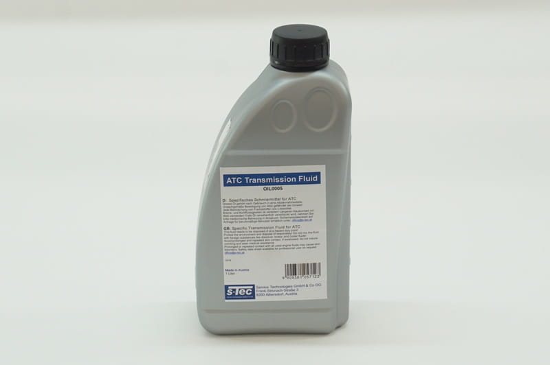 Transfer Case Fluid 00004330136 Shell S Tec Porsche