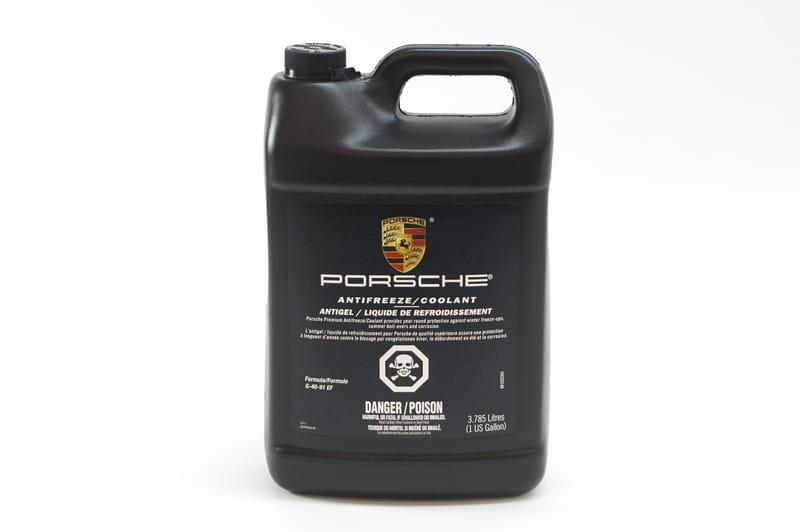 Coolant / Antifreeze 00004330575 - Genuine Porsche - 000-043-305-75   Pelican Parts