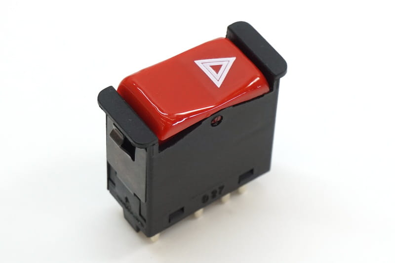 mercedes-benz sl-class (1972-1989) r107 c107 - electrical - switches,  motors, relays, fuses & wiring - brake relays and switches, combination  switches,