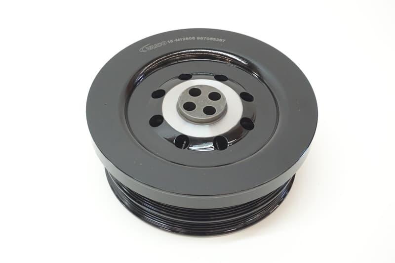 5 YEAR WARRANTY BGA Crankshaft Pulley Set TVD Torsion Vibration Damper DP2976K