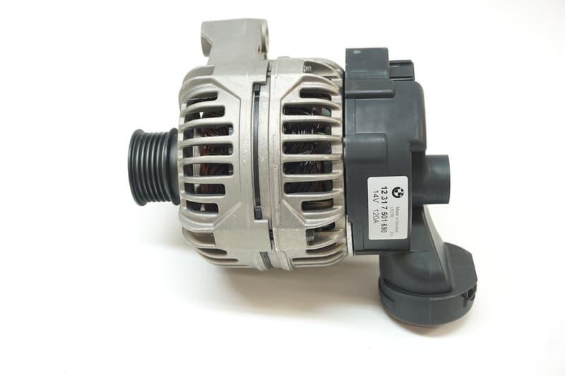 Alternator - 120 Amp (Rebuilt)