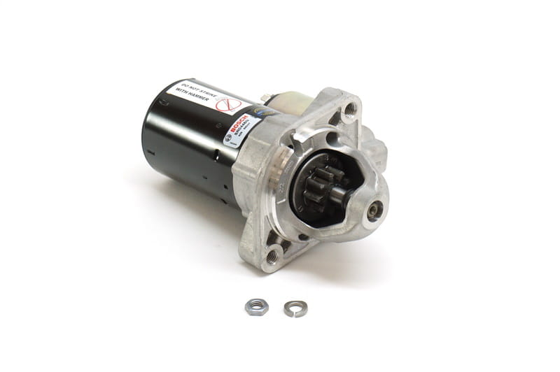 One New Bosch Starter Motor SR0448N for BMW