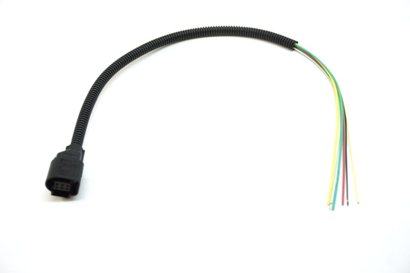 Throttle Housing Wiring Harness Repair Kit 12517602973 Genuine BMW Pelican Parts: BMW Throttle Wiring Harness At Gundyle.co