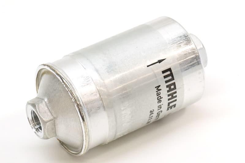 bmw fuel filter mahle kl 25 13.32.1.262.324 kl25 kl.25 13 32 1 262 324  13-32-1-262-324 kl-25 13321262324 4009026025284   pelican parts  pelican parts