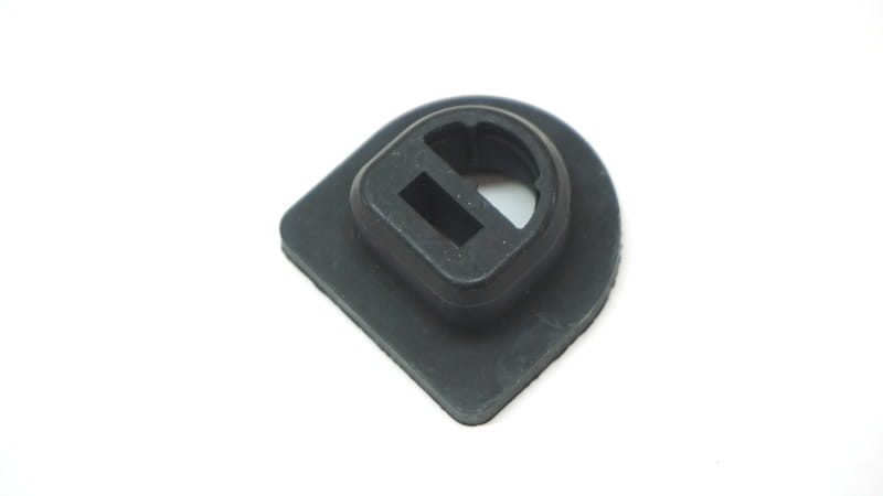 Mercedes W210 E300 E320 E420 Radiator Mount Grommet Lower GENUINE 210 504 00 12