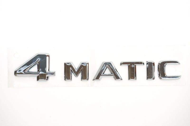 4Matic Hatch//Trunk Mercedes Benz S430 S500 GL450 CL550 GLK350 CLS550 Emblem