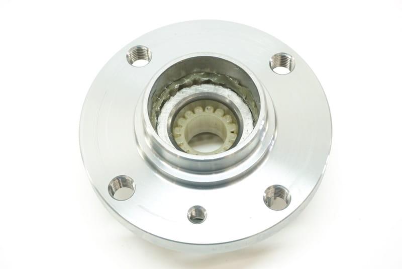 BMW Wheel Hub with Bearing - 31211129576 - SKF BR930050 31 21 1 129 576