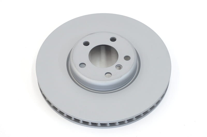 One New Zimmermann Disc Brake Rotor Front Right 34116785670 BMW