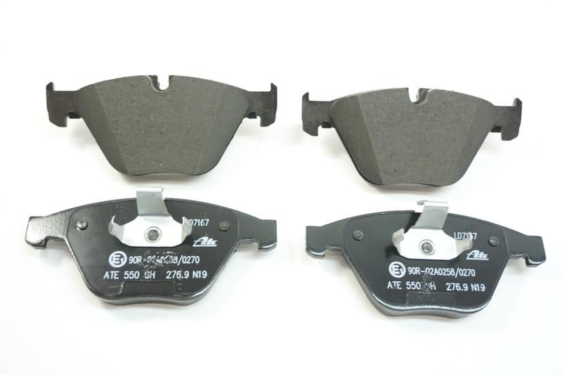 For BMW E60 525i 528i Front Brake Pad Set TEXTAR 34 11 6 794 918