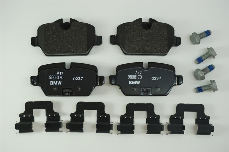 Genuine MINI Rear Brake Pads R60 Countryman 34219808172