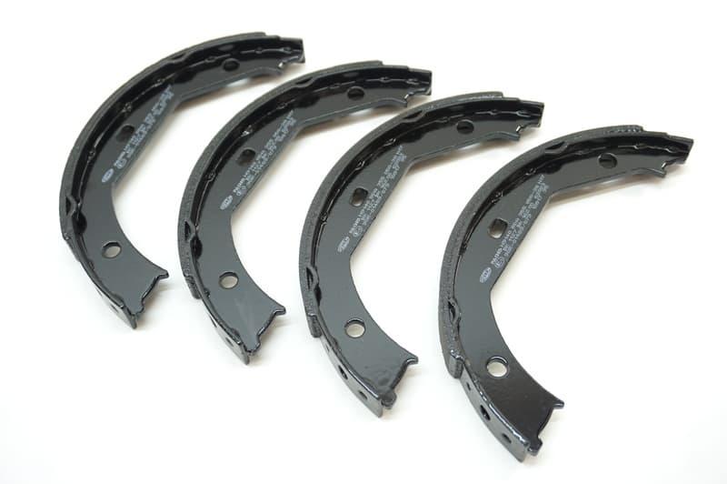 BMW 528i 540i 325xi 330Ci 330i 335xi M3 Pagid Brake Shoe Set for Parking Brake
