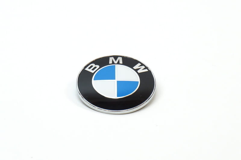 Pair of Emblem Retainer Grommets for BMW Models OE # 51-14-1-807-495