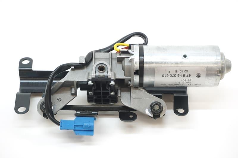 Convertible Top Motor For Locks 54347043869 Genuine Bmw 54 34 7 043 869 Pelican Parts