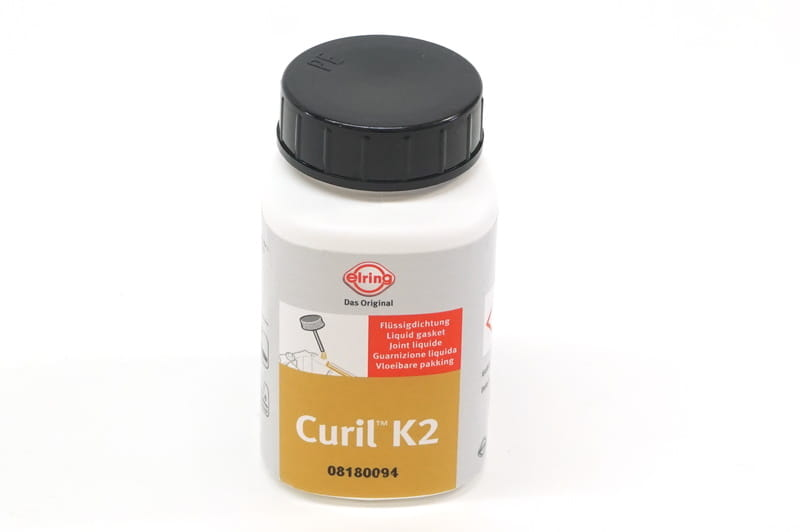 Sealing Compound - Elring Curil K2 (125 ml  Pot With Brush)