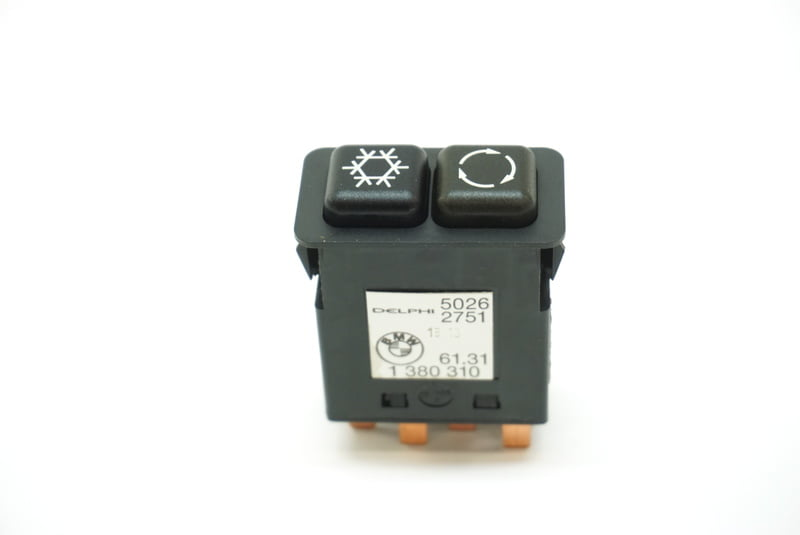 One New Meyle Sunroof Switch Front 61311387916 for BMW