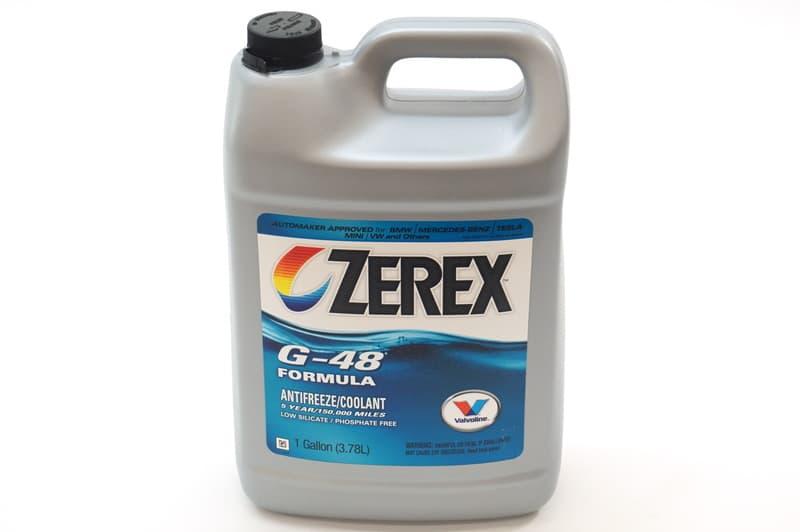 coolant antifreeze  zerex   bmw      pelican parts
