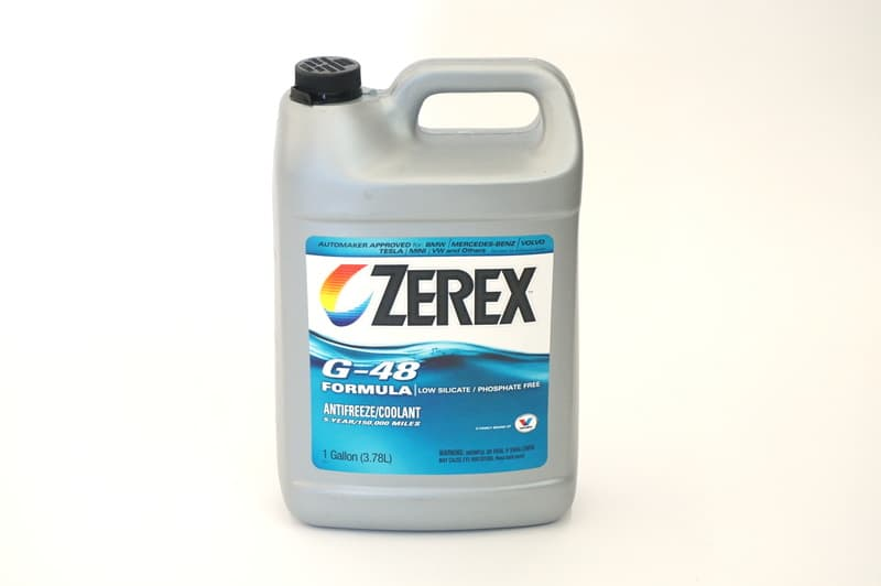 Coolant / Antifreeze 82141467704 - Zerex G-48 - BMW - 82-14-1-467-704 | Pelican Parts
