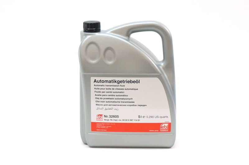Automatic Transmission Fluid (5 Liter)