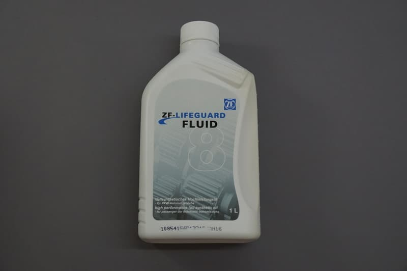 Automatic Transmission Fluid 83222289720 Zf Bmw 83 22 2 289 720 Pelican Parts