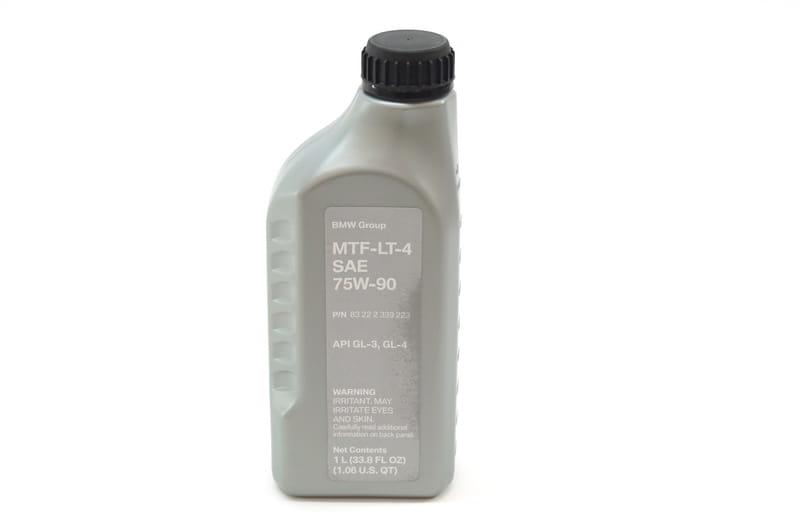 MINI Manual Transmission Fluid - MTF-LT-4 - SAE 75W-90 - 83222339223 -  Genuine MINI 83 22 2 339 223