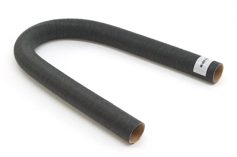 Engine Compartment Blower to Reducing Socket Hot Air Hose paper 50 X 720 mm