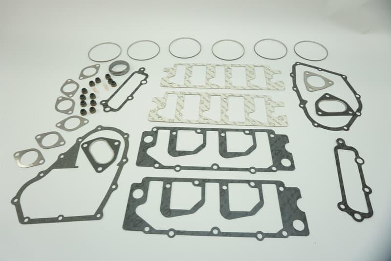 Porsche Engine Gasket Set - Cylinder Heads - 93010090703 - Elring Klinger  305 392 930 100 907 03