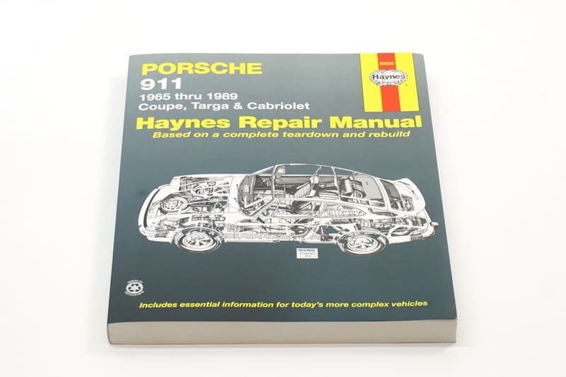 porsche 911 1974 1989 books technical documentation page 1 rh pelicanparts com porsche 911 workshop manual 1965 porsche 911 workshop manual 1965