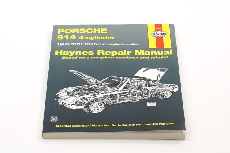 porsche 914 914 6 1970 1976 books technical documentation rh pelicanparts com 1973 porsche 914 owners manual porsche 914 owners manual download