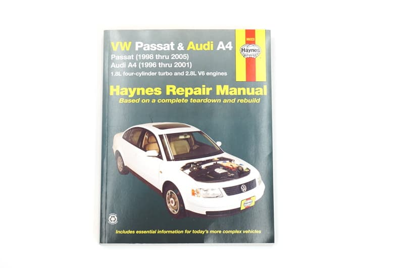 Volkswagen passat 1998 2005 books technical documentation volkswagen passat 1998 2005 books technical documentation page 1 fandeluxe Gallery