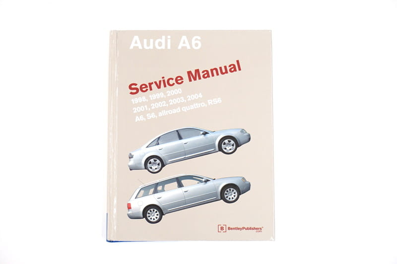 bentley service manual bka604 bk a604 pelican parts rh pelicanparts com 2001 Audi A6 Wagon 2001 Audi A6 Quattro Problems