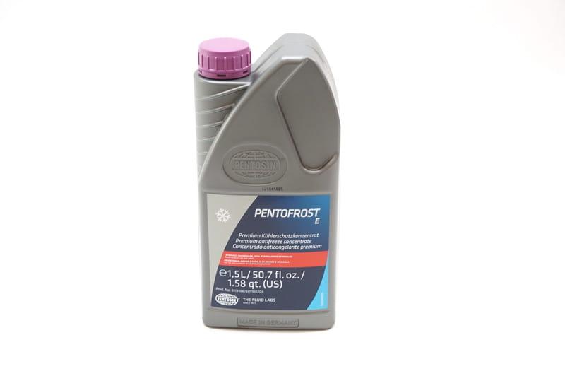 antifreeze for 2014 vw passat