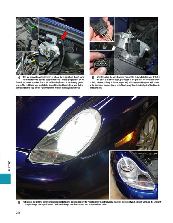 101 Projects for Your Porsche Boxster - PelicanParts.com